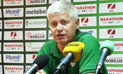 Александр ЧИЖЕВСКИЙ: «Игроки сейчас выжимают из себя все, что могут»