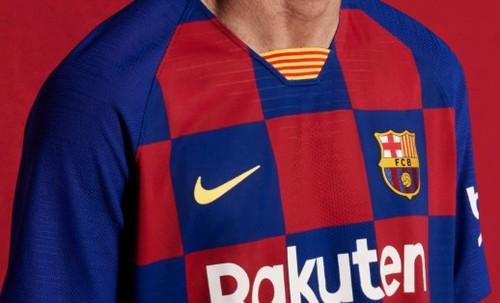 Барселона представила форму на новый сезон