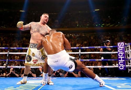 Энди РУИС: «Было бы классно устроить реванш с Джошуа в Мексике»
