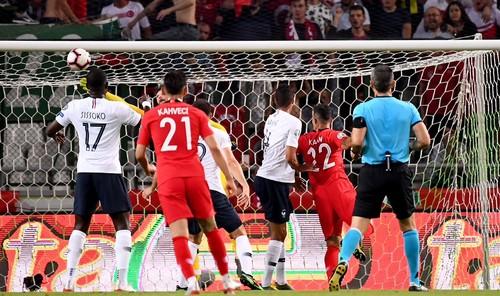 Турция — Франция — 2:0. Текстовая трансляция матча