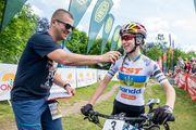 Украинка Беломоина выиграла маунтинбайк-гонку в Польше