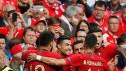 Криштиану РОНАЛДУ: «Рад помочь Португалии выйти в финал Лиги наций»