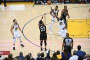 Трехочковый ВанВлита – момент третьего матча финала НБА