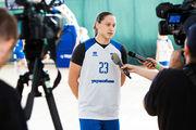 Алина ЯГУПОВА: «Несмотря на тяжелый сезон, девушки в хорошей форме»