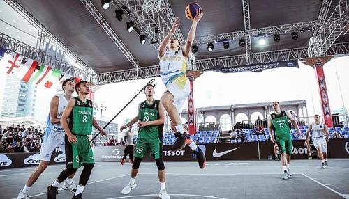 Украина U-18 узнала соперника в плей-офф чемпионата мира 3х3