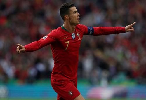 Португалія – Швейцарія. Гол Роналду зі штрафного