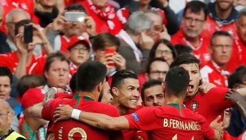 Кріштіану РОНАЛДУ: «Радий допомогти Португалії вийти у фінал Ліги наці