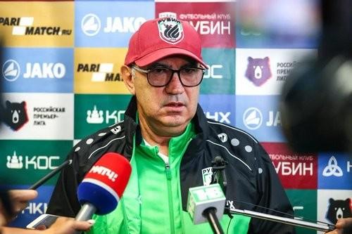 Бердыев уходит из Рубина