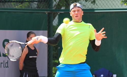 Марченко проиграл в парном разряде челленджера в Литл-Роке