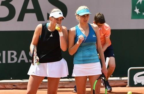 Ролан Гаррос. Киченок и Остапенко потерпели поражение в четвертьфинале