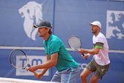 Молчанов проиграл в полуфинале парного турнира в Чехии