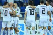 Грузия обыграла Гибралтар в отборе к Евро-2020