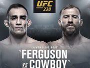 UFC 238. Тоні Фергюсон - Дональд Серроне. Прогноз і анонс на бій