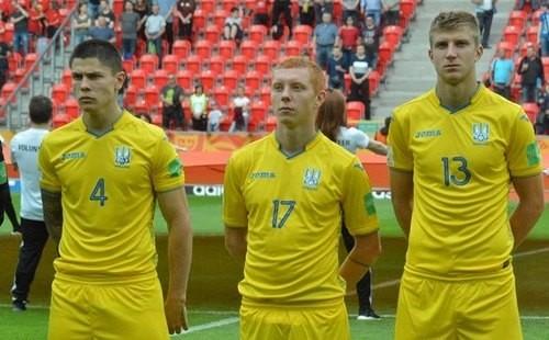 Где смотреть онлайн матч чемпионата мира Колумбия U-20 – Украина U-20