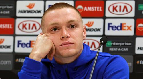 Виктор ЦЫГАНКОВ: «Каждый игрок сборной будет сражаться за Украину»