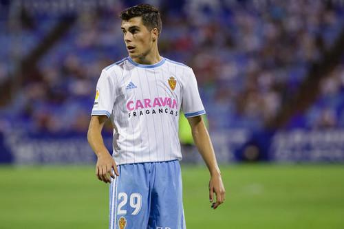 Реал купит 20-летнего хавбека Сарагосы