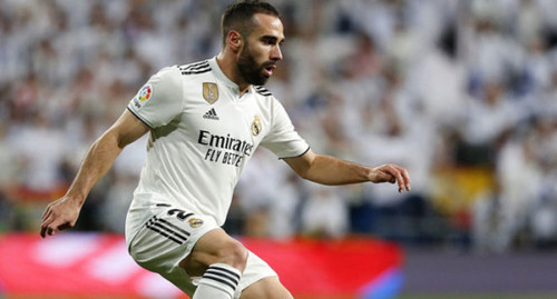 Дани КАРВАХАЛЬ: «Если начну меньше появляться на поле – покину Реал»