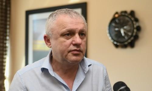 Игорь СУРКИС: «Хацкевич делает выводы из своих ошибок»