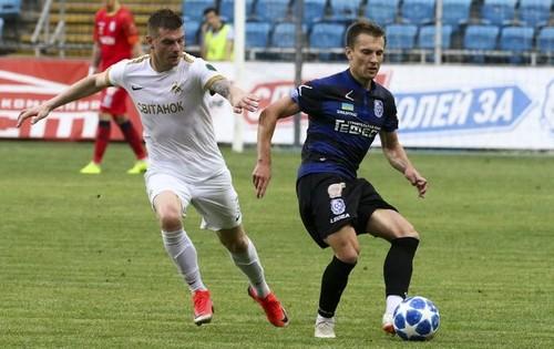 Колос – Черноморец – 2:0. Текстовая трансляция матча