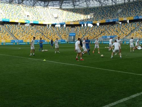 Украина – Сербия – 5:0. Видео голов и обзор матча