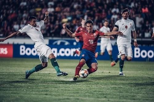 Група A. Чехія обіграла Болгарію, Чорногорія зіграла внічию з Косово