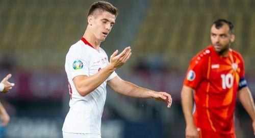 Северная Македония – Польша – 0:1. Видео голов и обзор матча