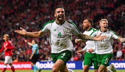Дания – Ирландия – 1:1. Видео голов и обзор матча