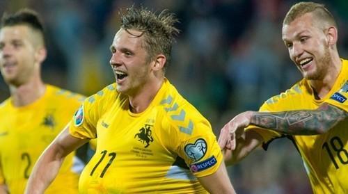 Литва – Люксембург – 1:1. Видео голов и обзор матча