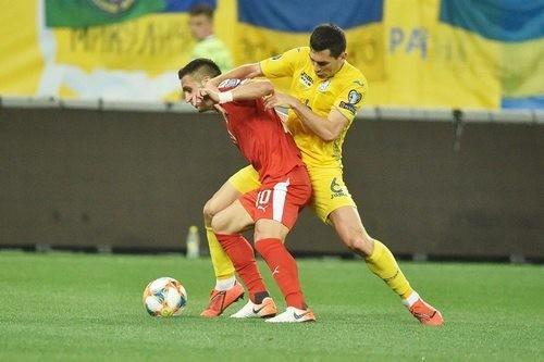Украина деклассировала Сербию, сборная U-20 вышла в полуфинал ЧМ