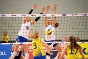 В женской Золотой Евролиге Украина принимает Чехию