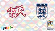 Де дивитися онлайн матч Ліги націй Швейцарія — Англія