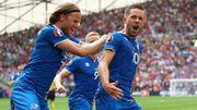 Группа H. Исландия минимально переиграла Албанию