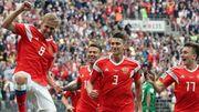 Група I. Росія розгромила Сан-Марино з рахунком 9:0