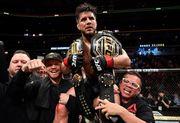Сехудо став четвертим бійцем в історії UFC з поясами в двох категоріях