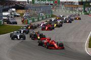 Формула-1. Гран-при Канады. Текстовая трансляция
