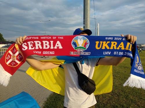 Львів – найкраще місто, щоб закрити роти хейтерам збірної України