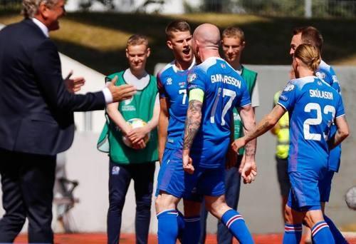 Исландия — Албания — 1:0. Видео гола и обзор матча