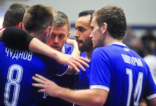 Продэксим стал чемпионом Украины по футзалу в третий раз