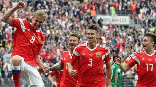 Группа I. Россия разгромила Сан-Марино со счетом 9:0