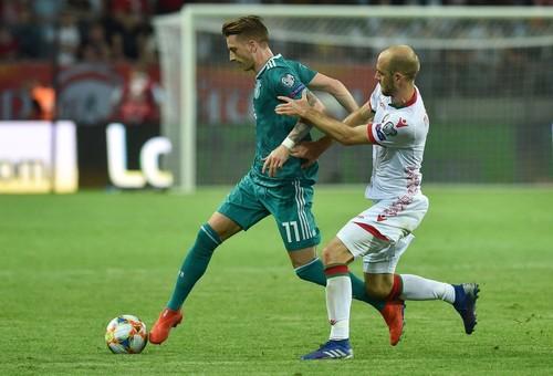 Группа C. Германия увозит три очка из Беларуси