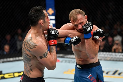UFC 238. Тони Фергюсон – Дональд Серроне. Видео боя