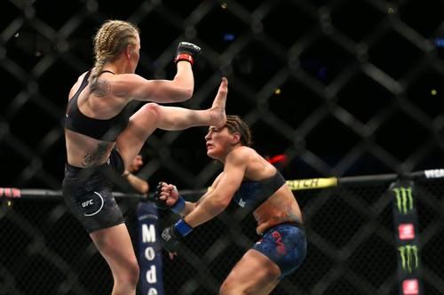 UFC 238. Валентина Шевченко – Джессика Ай. Видео боя