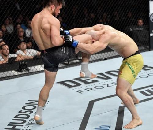 UFC 238. Генри Сехудо – Марлон Мораес. Видео нокаута
