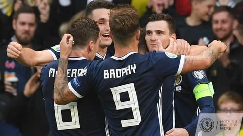 Шотландия – Кипр – 2:1. Видео голов и обзор матча