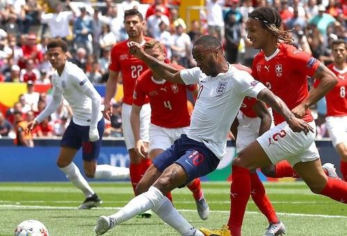 Англия обыграла Швейцарию и заняла 3-е место в Лиге наций