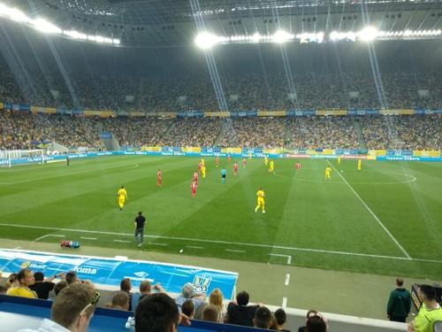 Україна — Люксембург — 1:0. Текстова трансляція матчу