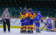 Сборная Украины уступила Румынии в матче чемпионата мира