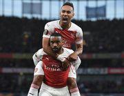 Арсенал с комфортным преимуществом обыграл дома Валенсию