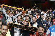 Арсенал – Валенсия. Видео гола Диакаби