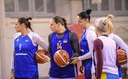 Женская сборная Украины проведет четыре турнира перед Евробаскетом